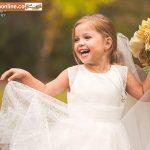 مراسم ازدواج دختر ۵ ساله!