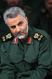 تصاویری متفاوت از حضور سرزده سردار سلیمانی در سوریه