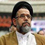وزیر اطلاعات با پوشش متفاوت در راهپیمایی اربعین