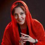 پرستو گلستانی در هلال احمر تهران برای کمک به زلزله زدگان!