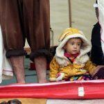 وضعیت مردم زلزلهزده سرپل ذهاب زیر بارش باران