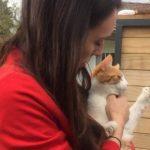 خانم نخستوزیر نیوزیلند به سوگ گربه اول نشست!