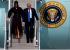 مراسم استقبال از ترامپ و همسرش در کرهجنوبی