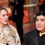 لباس نامزد دیگو مارادونا جنجال بپا کرد!