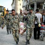 آخرین وضعیت امدادرسانی ارتش به زلزلهزدگان کرمانشاه !