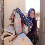 وضعیت زلزله زدگان در کرمان