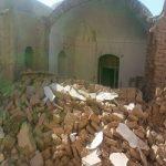 وضعیت کرمان پس از زلزله ۶.۲ ریشتری