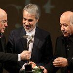 از نوبخت تا همایون شجریان در جشن خانه موسیقی ایران