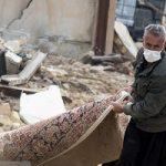 آواربرداری مناطق زلزلهزده سرپلذهاب
