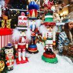 کریسمس در میدان سرخ مسکو