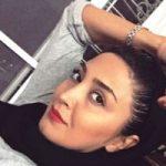 عکس های مریم معصومی به عنوان مدل آرایش عروس!