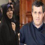 فائزه و یاسر هاشمی ممنوع الخروج هستند