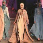 زن مدل مصری با لباسش جنجال به پا کرد!