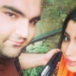 جشن تولد ۲۸ سالگی بهداد سلیمی + عکس جدید بهداد و همسرش