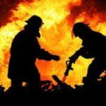 پدر و پسر شیرازی، زنده در آتش سوختند