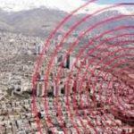شببیداری دانشجویان کرمان در سرما از ترس زلزله!