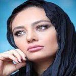 یکتا ناصر و همسرش منوچهر هادی در اکران فیلم آذر