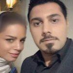 احسان خواجه امیری و همسرش در جشن موسیقی ما