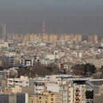 سبقت مشهد از تهران در آلودگی هوا!