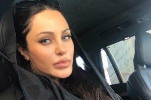 پوشش و حجاب رامانا بدل آنجلینا جولی در ایران!