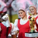 تصاویر سانسور شده از مراسم قرعه کشی جام جهانی ۲۰۱۸