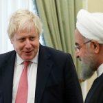 دیدار وزیر خارجه انگلیس با روحانی