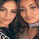 فرار ملکه زیبایی عراق بعد از عکس سلفی با ملکه اسرائیل!