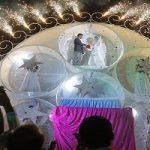تاجر الماس ۲۵۱ زوج را راهی خانه بخت کرد!