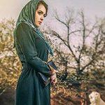 حمید علیدوستی و دخترش ترانه در پشت صحنه شهرزاد