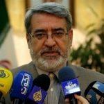 وزیر کشور در واکنش به تجمعات اخیر: با خشونت پراکنی قطعا برخورد میشود