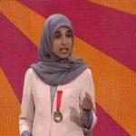 زینب موسوی کمدین زن ایرانی، تهدید به اسیدپاشی شد!