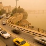 آلودگی شدید هوا در جنوب و غرب کشور!