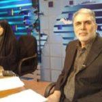 مجری مشهور خبر تلویزیون در رونمایی از تنهاتر از هیچ!