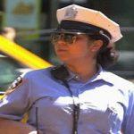 حرکت عجیب پلیس زن با راننده گستـاخ!