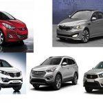 قیمت خودروهای وارداتی   خودرویی با ۷۰ میلیون تومان افزایش!
