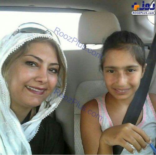 لادن طباطبایی و دخترش در آمریکا بعد از حواشی اخیر