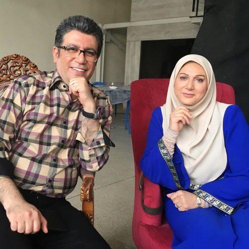 مصاحبه رضا رشیدپور با روحانی