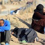 محمد نوزاد ۴ ماهه دومین قربانی سرمازدگی در کرمانشاه!