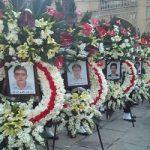 مراسم گرامیداشت شهدای نفتکش سانچی با حضور مقامات
