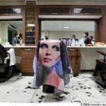 هشدار به آرایشگران مردی که به خانمها خدمات میدهند!