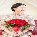مراسم ازدواج دو بازیگر سینما و تلویزیون چین !