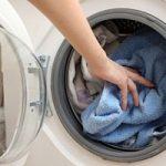 نجات پسر بازیگوش مشهدی از ماشین لباسشویی!