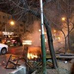 ۱۳۸ نفر در اغتشاشات مشهد دستگیر شدند!