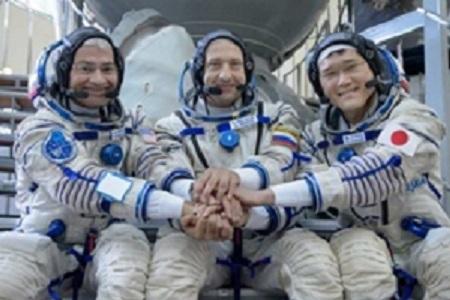 اشتباه عجیب فضانورد ژاپنی