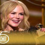برندگان جوایز گلدن گلوب ۲۰۱۸ اعلام شد!