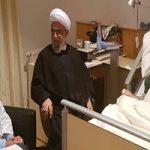 اطلاعیه پروفسور سمیعی درباره درمان آیت الله هاشمی شاهرودی!
