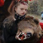 خرسهایی که هر سال در رومانی رژه میروند!