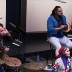 گزارش تصویری از کنسرت گروه رستاک | اجرایی به یاد زلزله کرمانشاه