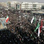 قیام مردم مشهد علیه فتنهگران!