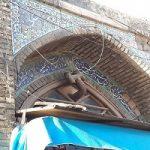 مسجد صفوی مشهد تخریب شد!